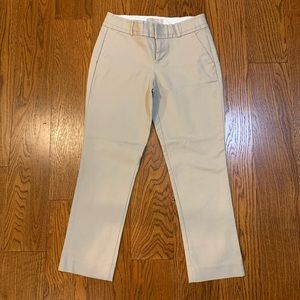 Banana Republic Martin Fit Dress Pant, SZ 0